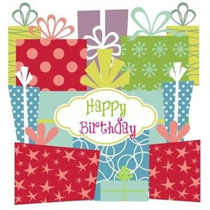 Gifts Galore - Happy Birthday