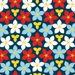 03245989 : S43CVflora : spoonflower0188 W
