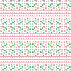 Chantilly Drops - Sorbet stripes