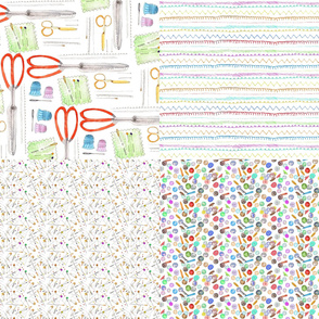 Notions, 4-in-1 yard