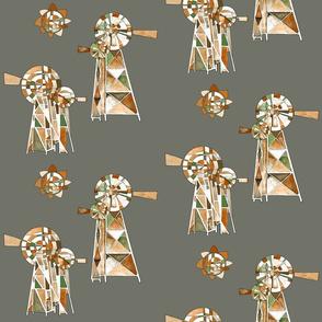 Western Windmills