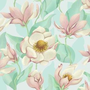 Magnolia Bloom - soft version
