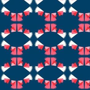 pinwheel mirrored