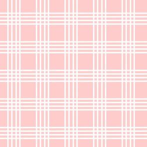 New Shabby Plaid Pink
