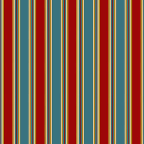 Kitchen Inspired Stripes