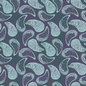 Totaig Mussels - Dark