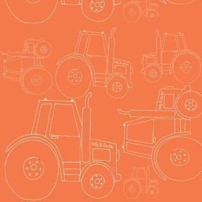 Surf_Tractor_Pattern_Orange
