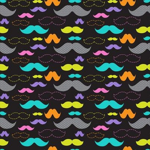 Mixed Mustaches
