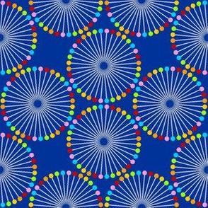 03268681 : pin wheel S43 X rainbow