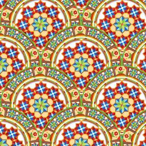 Westminster Mandala by Patricia Shea