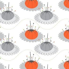 Pin Cushions - by Kara Peters