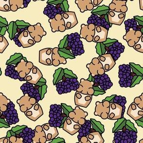 Hamsters and Elderberries
