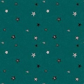 Tiny starfish