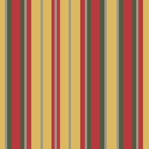 Traditional Stripe ~ Gavroche, Enjolras,  Thenardier and Javert