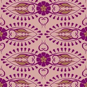 Purple servant