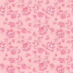 Fleurs de Provence ~ Dauphine on Dauphine ~ Linen Luxe