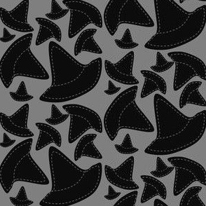Witches Halloween Hat Fabric