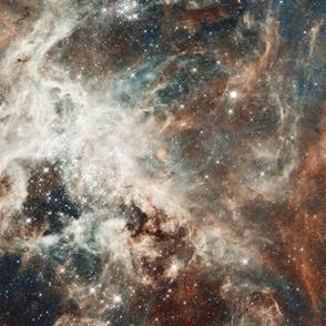 HD Turbulent Star-making Region