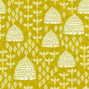 Honey Hives - Golden by Andrea Lauren