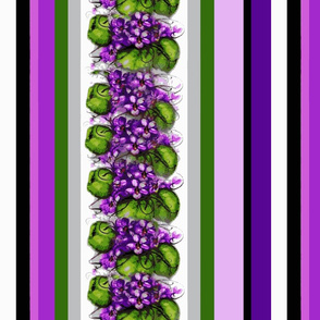 Violets and Stripes-ch