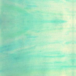 sea foam watercolor