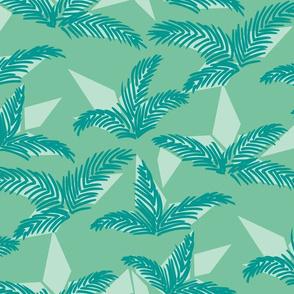 Folding Palms