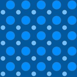 Dots Big n Small - dark