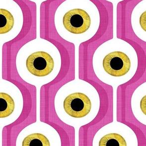 Eye Pod Pink