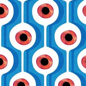 Eye Pod Blue