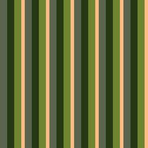 Forest of Cilantro 2 Stripes