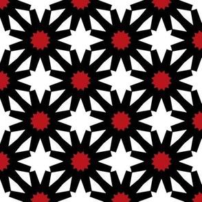 Epiphany Stars (Red)