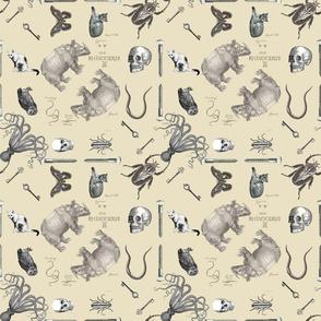 Rhino Natural History