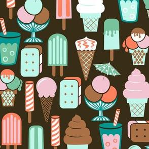 At The Ice Cream Parlour