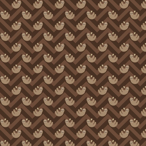 Smaller Sloths and chevrons