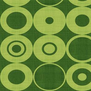 green orbs