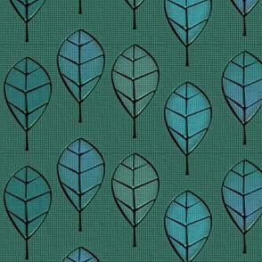 leaves_metalworked_patina