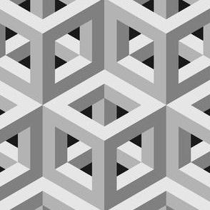 03316613 : cubic space