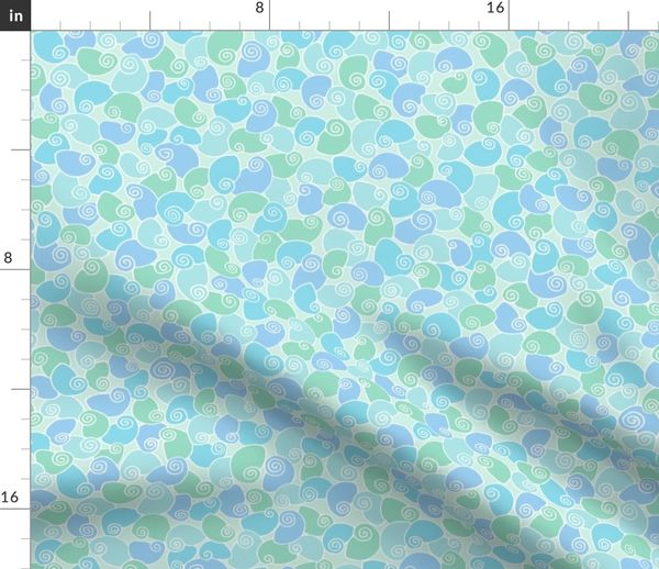 Hand made VW Camper vert menthe tissu coussin couverture