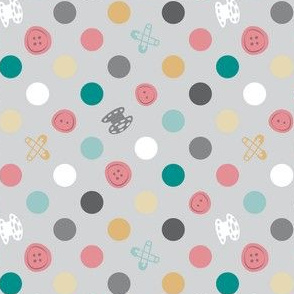 Sewing Notions - Dots