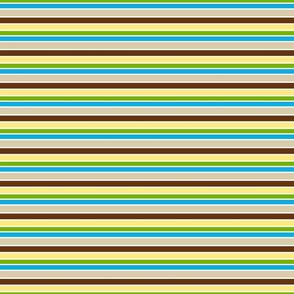 monkey stripe