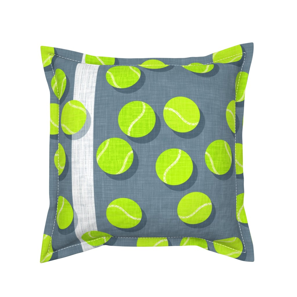 Serama Throw Pillow featuring Balls by spellstone