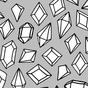 crystals // gemstones gems fabric gem design andrea lauren crystals fabric