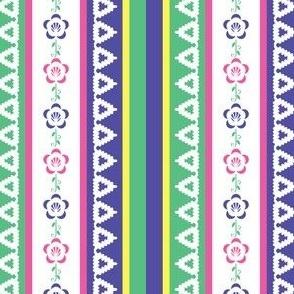 Peruvian Stripes