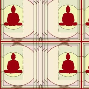 Contemplative Buddha