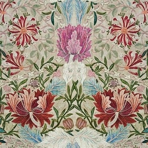 Honeysuckle Embroidery