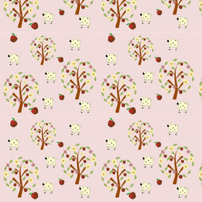 sheep_apple_fabric