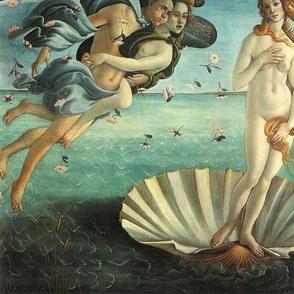 La Nascita di Venere Botticelli