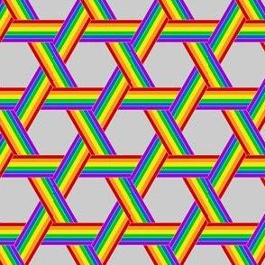 03329287 : S63 ribbon weave : rainbow