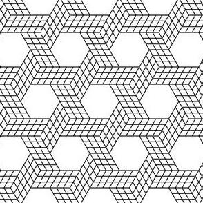 03334629 : S63 cube weave
