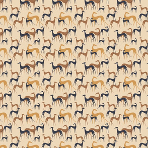 sighthounds desert SMALL
